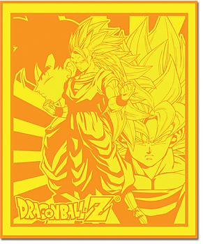 Dragon Ball Blanket - Goku States