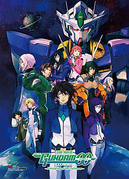 Gundam 00 Fabric Poster - Key Art