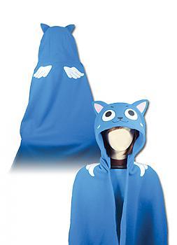 Fairy Tail Hoodie Blanket - Happy
