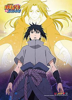 Naruto Wall Scroll - Sasuke & Itachi Revelations
