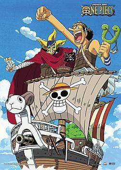 One Piece Wall Scroll - Usopp / Sogeking