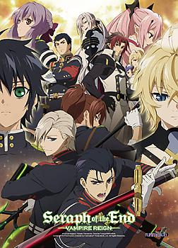 Seraph of the End Fabric Poster - Key Art 1
