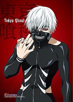 Tokyo Ghoul Fabric Poster - Kaneki