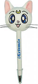 Sailor Moon Pen - Artemis Plush