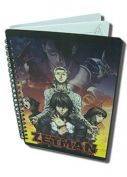 Zetman Notebook - Key Art