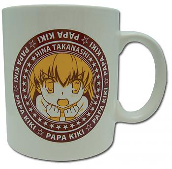 Listen to Me, Girls Mug - Hina