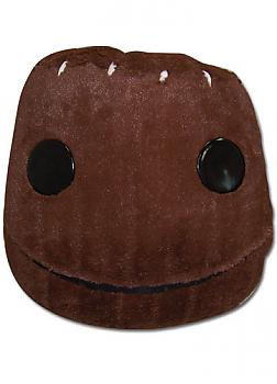 Little Big Planet Pillow - Sack Boy Head