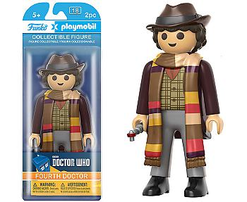 Doctor Who Playmobil Figure - 4th Doctor