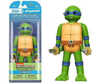 Teenage Mutant Ninja Turtles Playmobil Figure - Leonardo