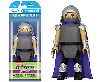 Teenage Mutant Ninja Turtles Playmobil Figure - Shredder