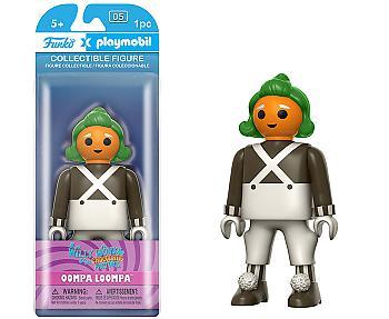 Willy Wonka Playmobil Figure - Oompa Loompa