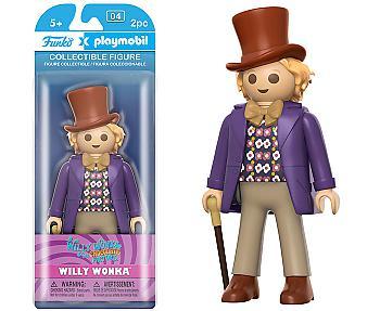 Willy Wonka Playmobil Figure - Willy Wonka