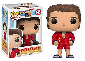 Baywatch POP! Vinyl Figure - Mitch Buchannon