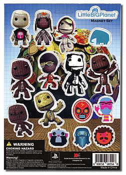 Little Big Planet Magnet - Cutout Characters