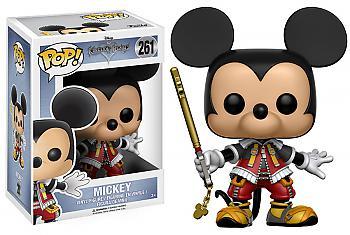 Kingdom Hearts POP! Vinyl Figure - Mickey Valor Form