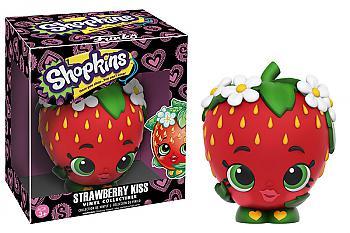 Shopkins Vinyl Figure - Strawberry Kiss