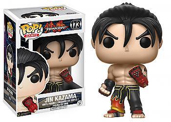 Tekken POP! Vinyl Figure - Jin Kazama