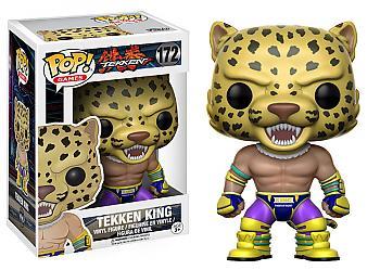 Tekken POP! Vinyl Figure - King Classic