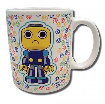 Mega Man Mug - Servbot
