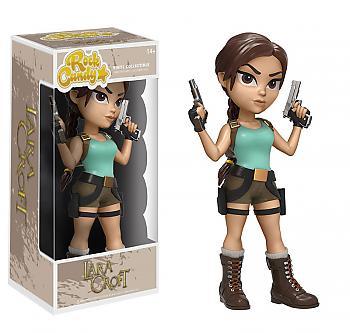 Tomb Raider Rock Candy - Lara Croft