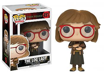 Twin Peaks POP! Vinyl Figure - The Log Lady