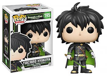 Seraph of the End POP! Vinyl Figure - Yuichiro