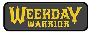 Son of Zorn Patches - Weekday Warrior