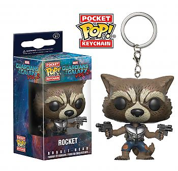 Guardians of the Galaxy 2 Pocket POP! Key Chain - Rocket