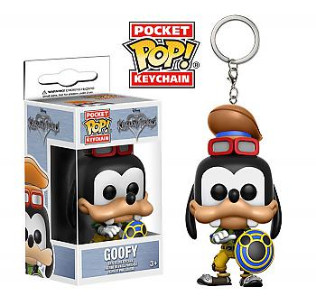 Kingdom Hearts Pocket POP! Key Chain - Goofy