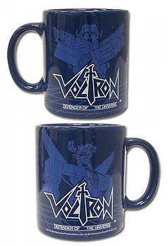 Voltron Mug - Voltron Blue