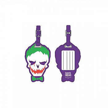 Suicide Squad Luggage Tags - Joker