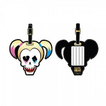 Suicide Squad Luggage Tags - Harley Quinn