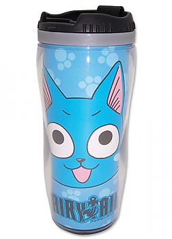 Fairy Tail Tumbler Mug - Happy