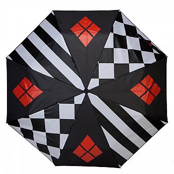 Batman Umbrella - Harley Quinn Shapes