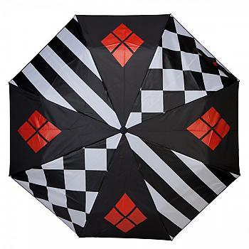 Batman Umbrella - Harley Quinn Shapes