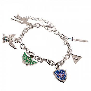 Zelda Bracelet - Charms