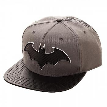 Batman Cap - Batman Carbon Fiber Snapback