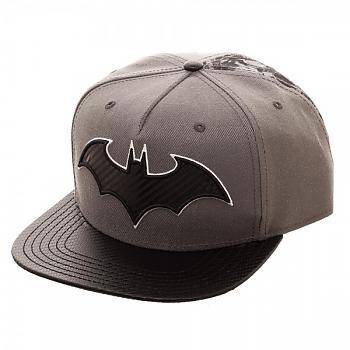 Batman Cap - Batman Carbon Fiber Snapback