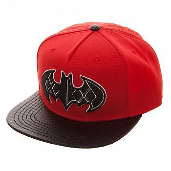Batman Cap - Harley Quinn Carbon Fiber Snapback