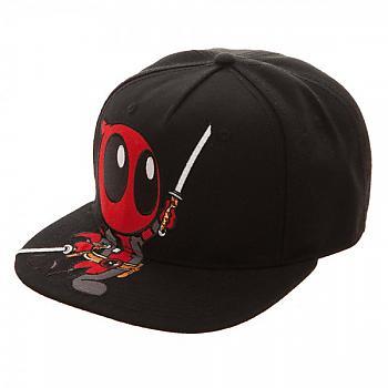 Deadpool Cap - Little Deadpool Snapback
