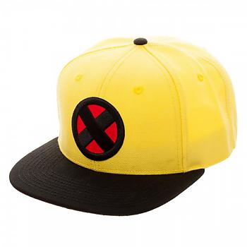 X-Men Cap - Wolverine Yellow Snapback