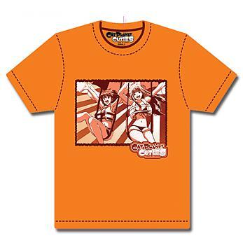 Cat Planet Cuties T-Shirt - Eris and Manami (L)