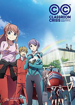 Classroom Crisis Wall Scroll - Key Art 1