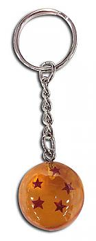 Dragon Ball Z Key Chain - 5-Star Dragon Ball