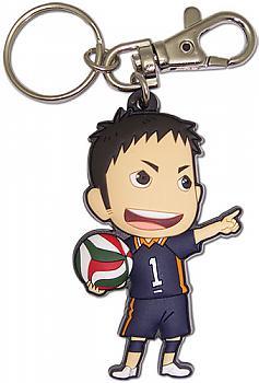 Haikyu!! Key Chain - SD Daichi