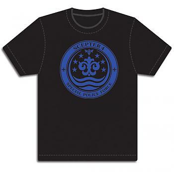 K Project T-Shirt - Scepter 4 Insignia (XL)