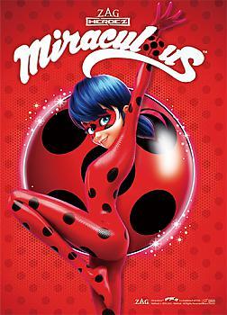 Miraculous Wall Scroll - Ladybug 2