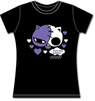 Panty & Stocking T-Shirt - Hollow Kitty (Junior S)