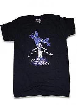 Princess and the Pilot T-Shirt - Key Art (XXL)
