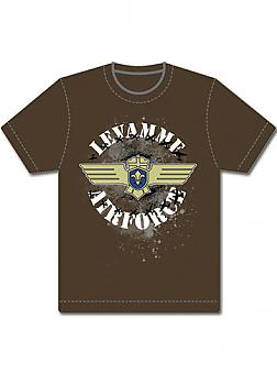 Princess and the Pilot T-Shirt - Levamme Airforce (M)